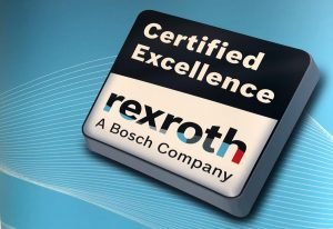 Bosch Rexroth CE Partner – Certified Excellence Partner
