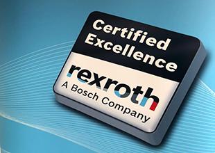 Bosch Rexroth CE Partner – Certified Excellence Partner